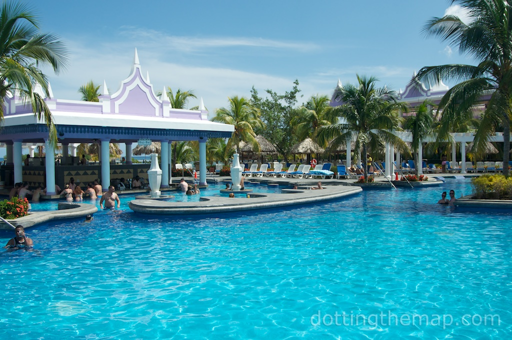 RIU Pool Montego Bay