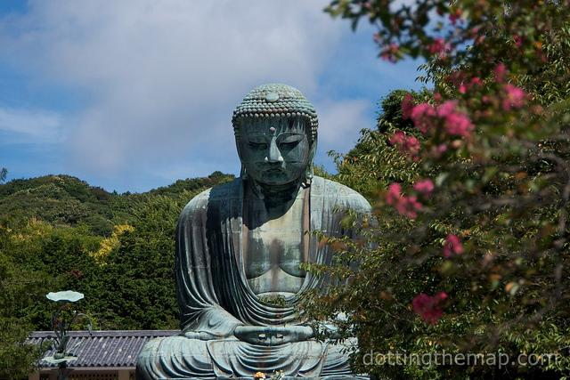 Buddah, Tokyo Japan