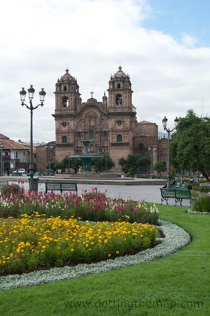 cuzco peru Cathedral