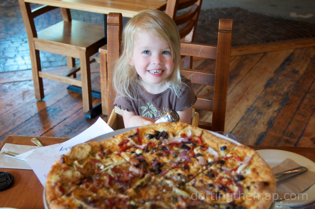 Creekbread Pizza Whistler