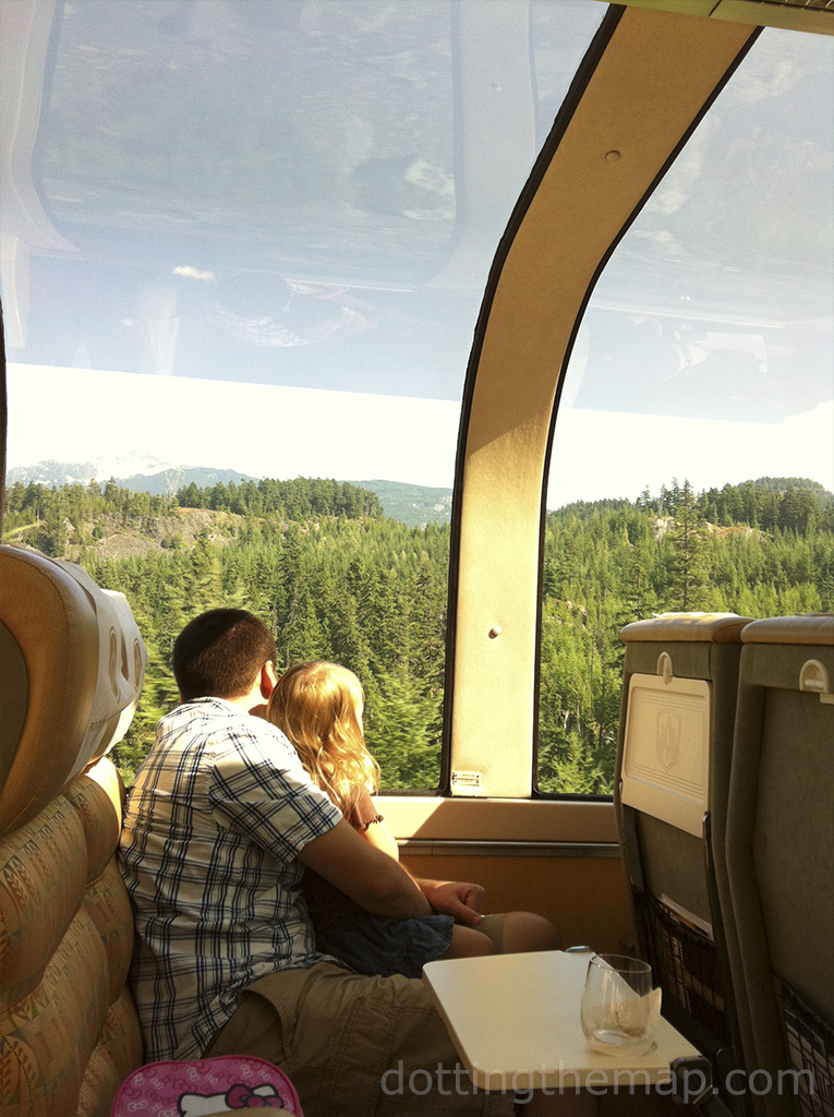 dome class car rocky mountaineer