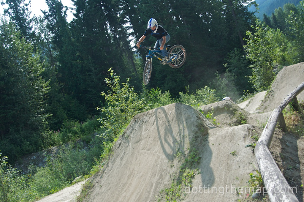 Crankworx in Whistler British Columbia