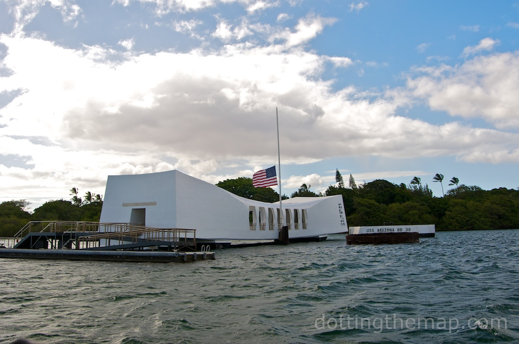 pearl harbor National Monument Honolulu