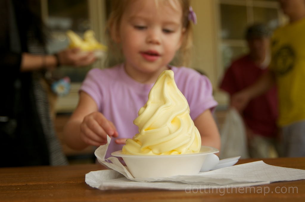 dole whip Dole Plantation