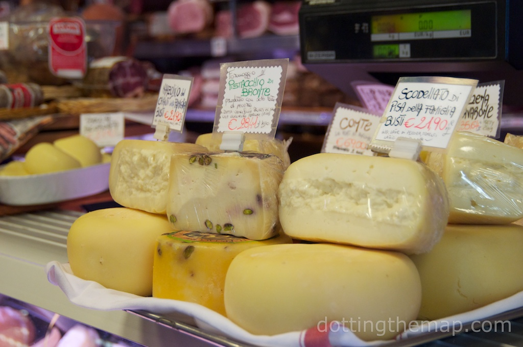 Italian cheese market