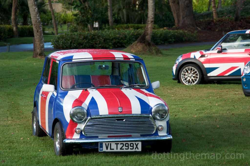 British Flag MINI