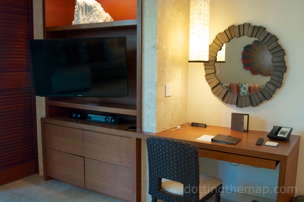 hotel room Dorado Beach Ritz Carlton Puerto Rico