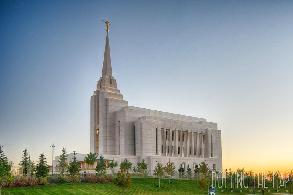 Rexburg LDS Temple