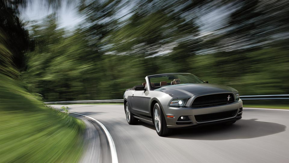 2014 Ford Mustang Exterior Front