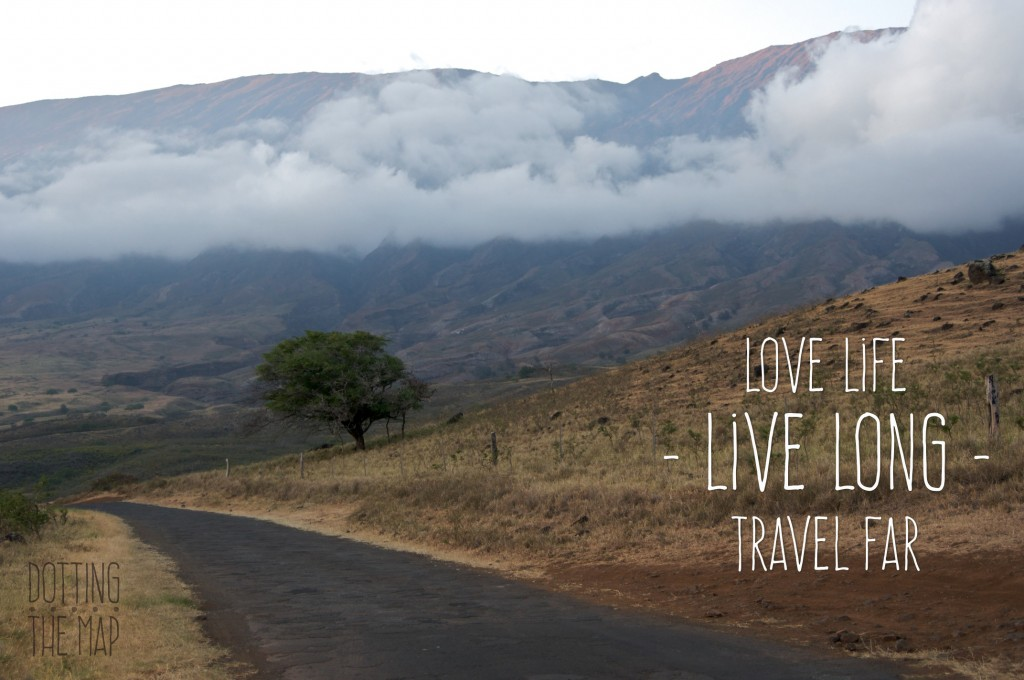travel meme photo and words