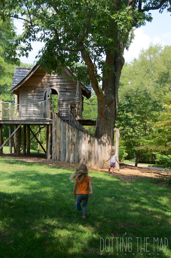 Treehouse Cheekwood Botanical Garden