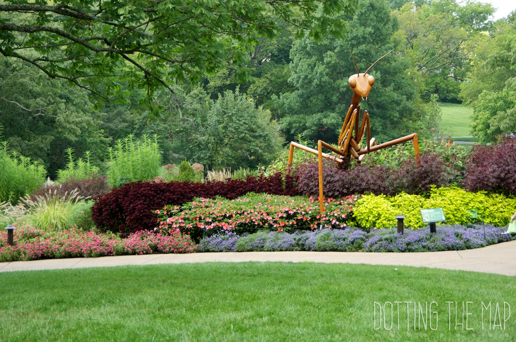 Cheekwood Botanical in Nashville