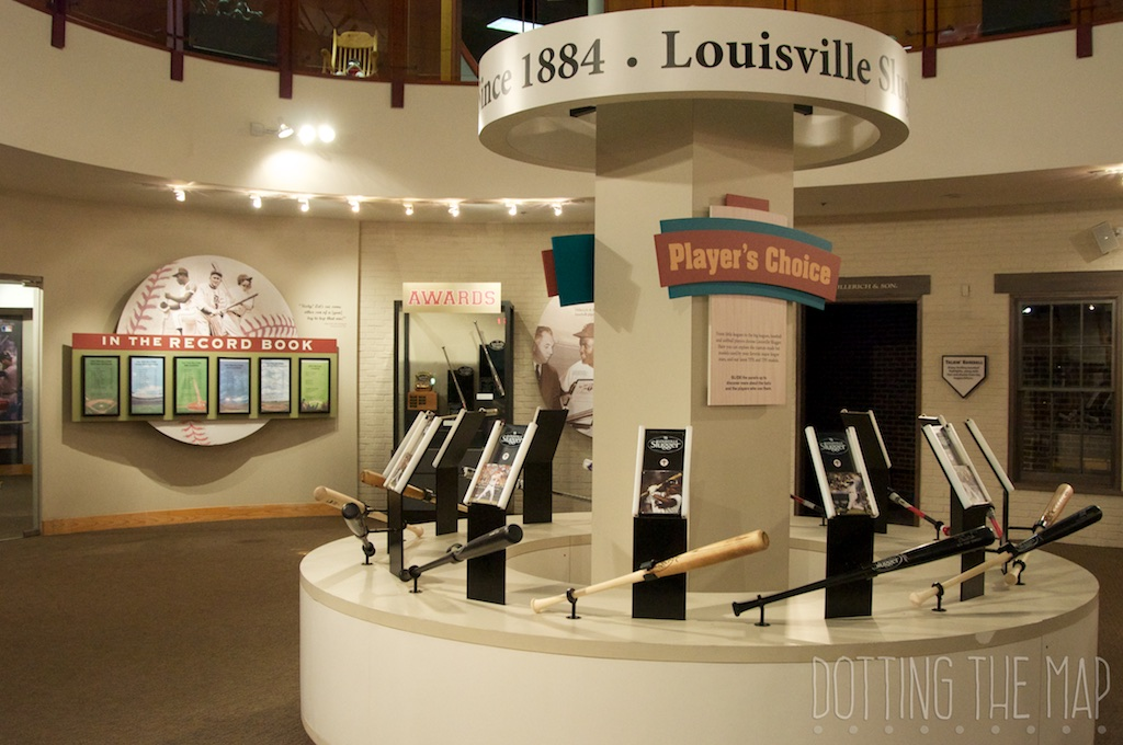 museum at louisville slugger
