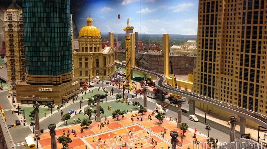 Mini Land LegoLand Atlanta