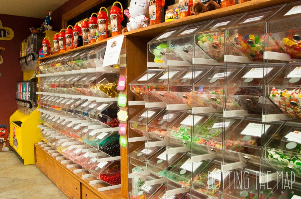 Candy Store at Wilderness at the Smokies