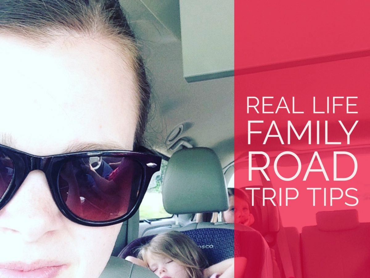 road trip tips for families