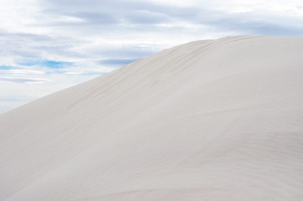 sand dunes new mexico