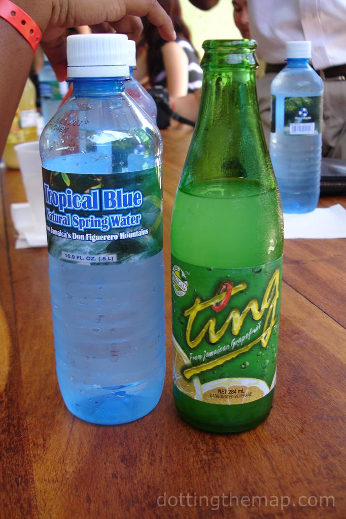 Ting in Jamaica