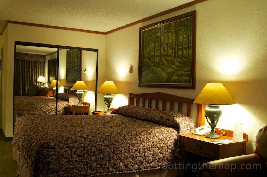 Cliff Lodge Bedroom Snowbird