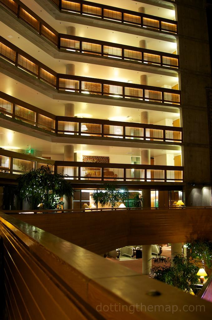 Cliff Lodge Hotel inside photo