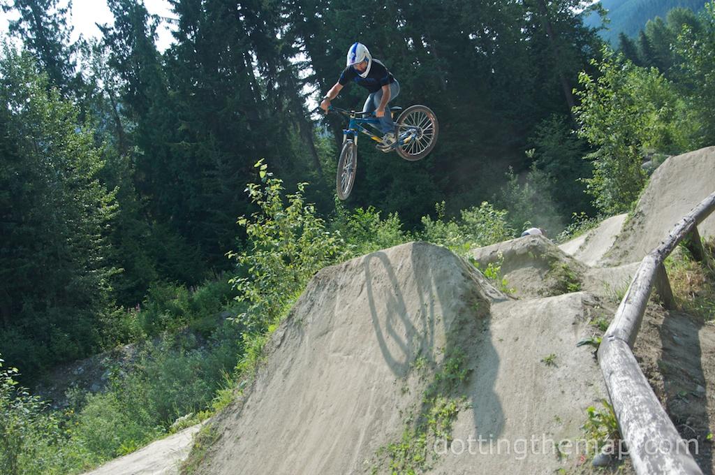 Crankworx in Whistler British Columbia