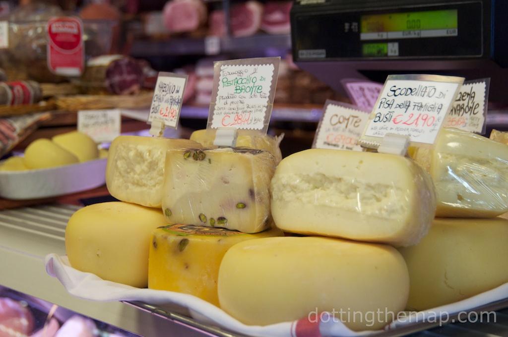 Italian cheese market