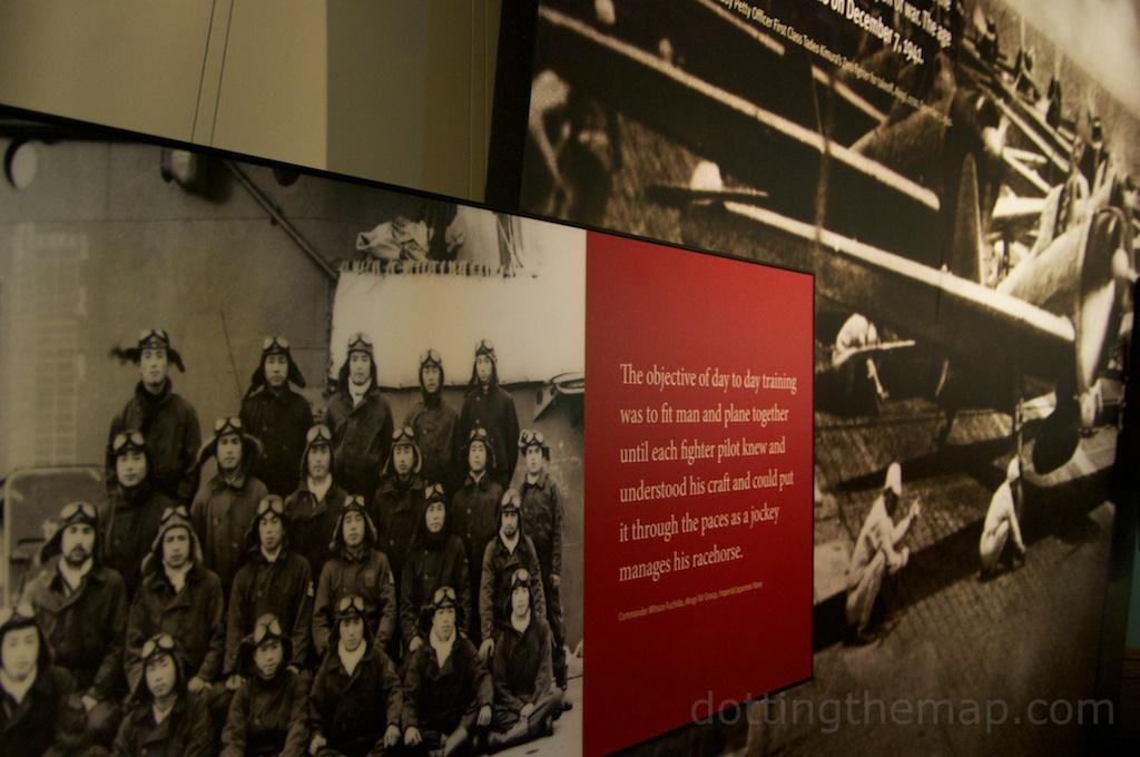 Pearl Harbor Museum Exhibit