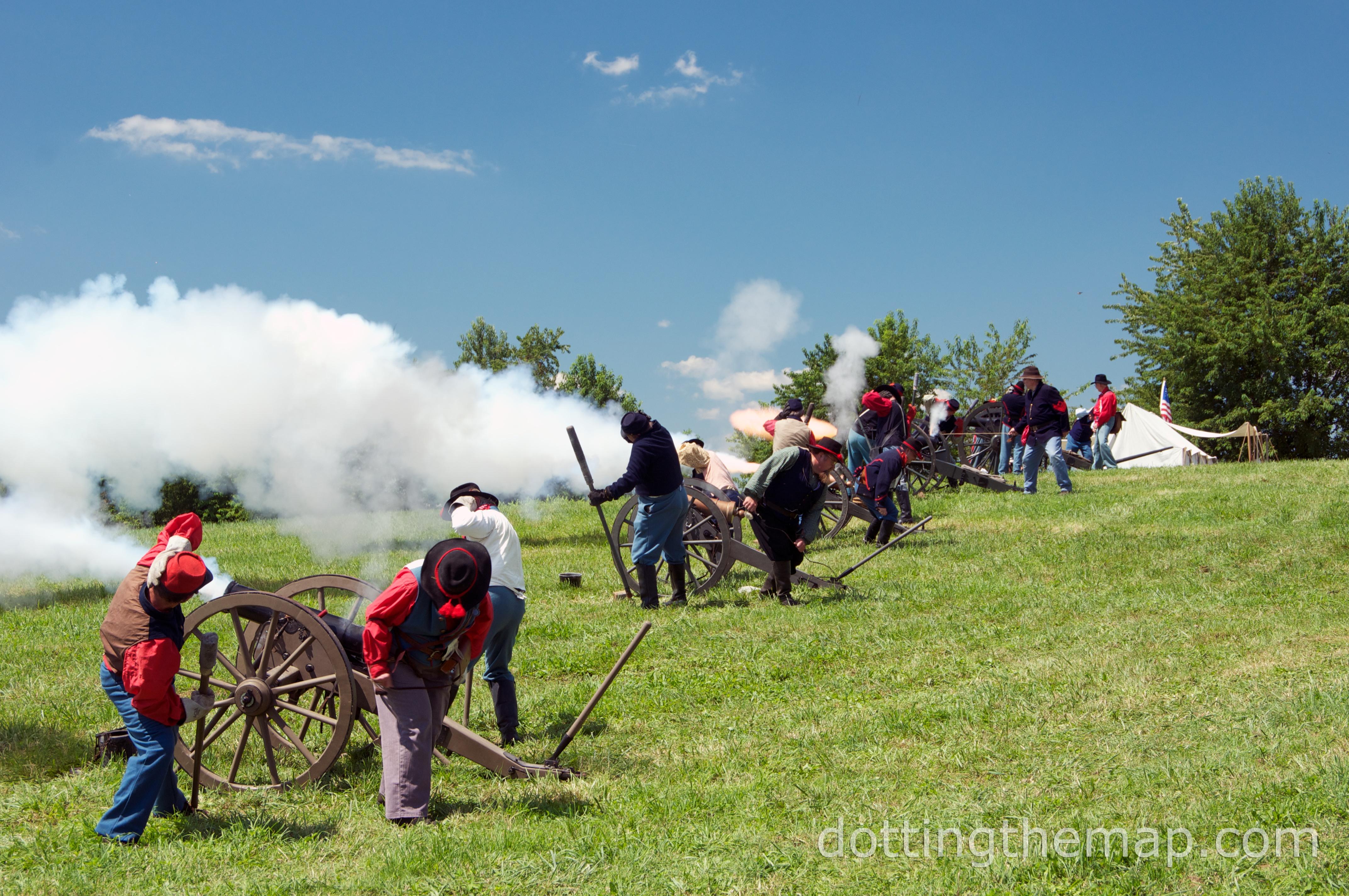 Battle of Richmond civil war
