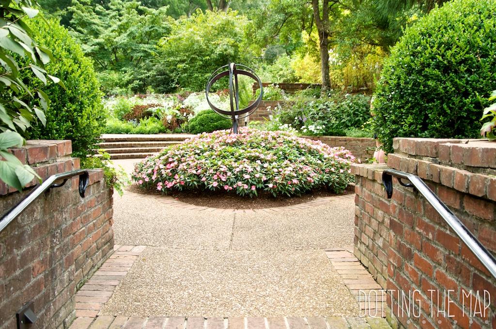 Plants and Pathways at Cheekwood Botanical Garden