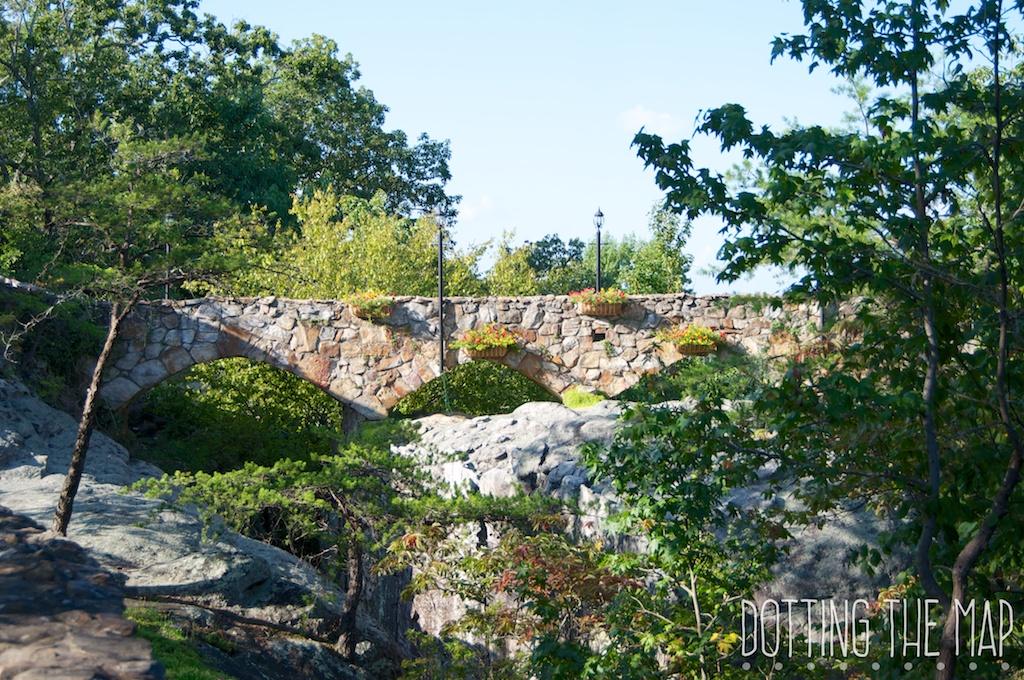 enchanted garden rock city