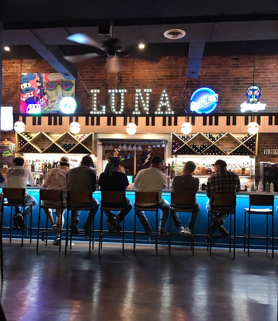 Luna restaurant Lake Charles, LA
