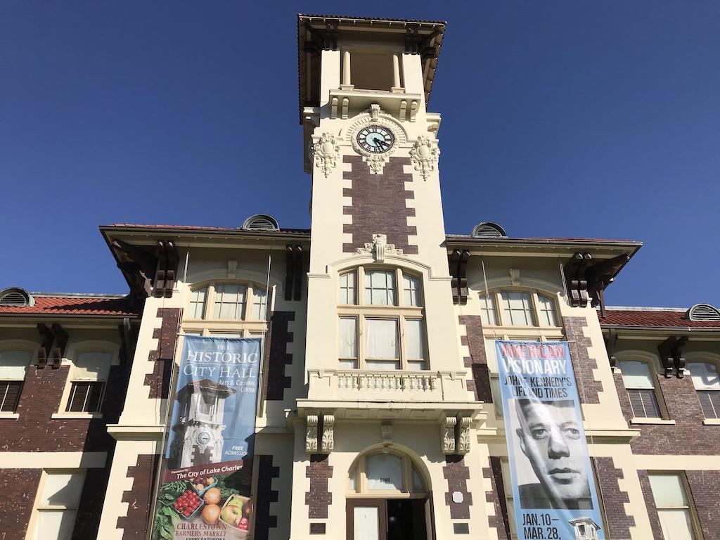 Historic Lake Charles Town Hall